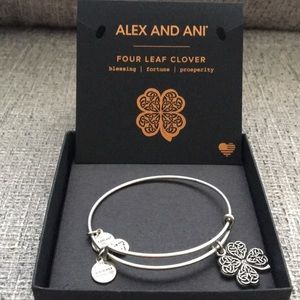 Alex and Ani 🍀 Blessing Fortune Prosperity